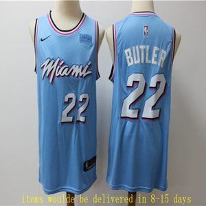 Miami Heat #22 Jimmy Butler Jersey